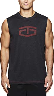 TapouT Men's Muscle Tank Top - Sleeveless Workout & Training Activewear Shirt