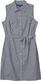 Tommy Hilfiger Women's Sleeveless Shirt Dress