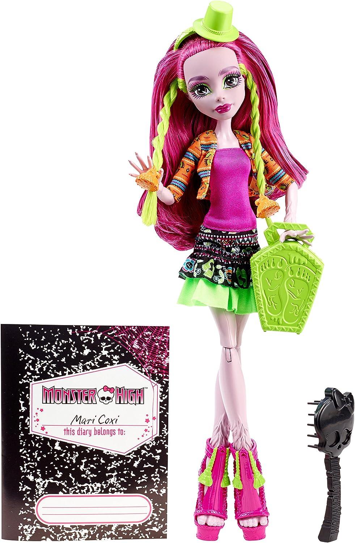 Monster High Exchange Program Mari Coxi Doll