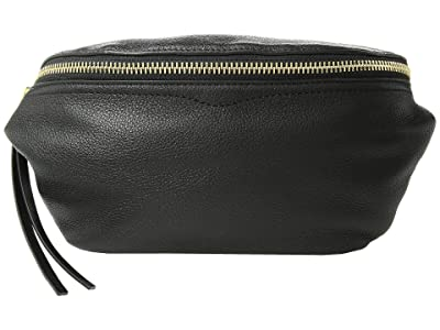 Rebecca Minkoff Bree Belt Bag (Black) Handbags
