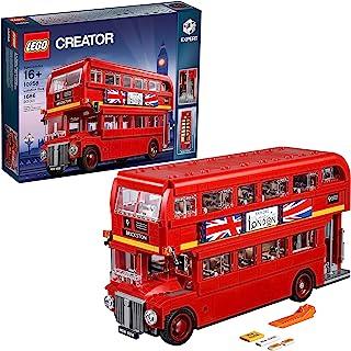 LEGO Creator Expert London Bus 10258 Building Kit (1686 Pieces)