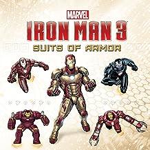 Iron Man 3: Suits of Armor (Marvel Iron Man 3)