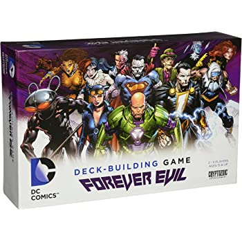 Cryptozoic Entertainment DC Deck-Building Game: Forever Evil