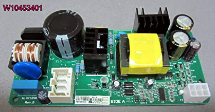 WHIRLPOOL W10453401 Series WPW10453401 CONTROL ELEC