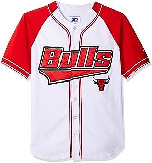 Best starter bulls baseball jersey Reviews