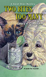 Two Bites Too Many (A Sarah Blair Mystery Book 2)