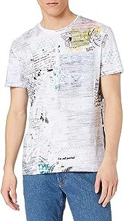 Desigual Men's TS_Celso T-Shirt