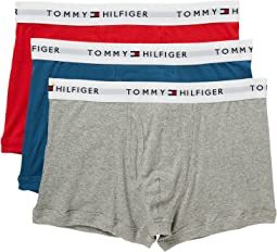 Tommy Hilfiger - Cotton Classics 3-Pack Trunks