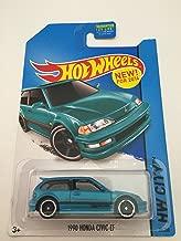 Hot Wheels 1990 honda civic EF new for 2014 Hw city 30/250