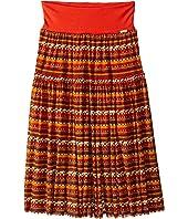 Junior Gaultier - Solene Long Tulle Skirt (Big Kid)