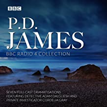 P. D. James BBC Radio Drama Collection: Seven Full-Cast Dramatisations