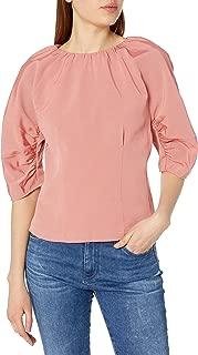Rebecca Taylor Women's Short Sleeve Top