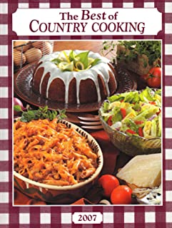 The Best of Country Cooking 2007 (Taste of Home)