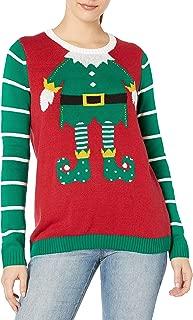 Women's Assorted Pullover Xmas Sweaters-Juniors