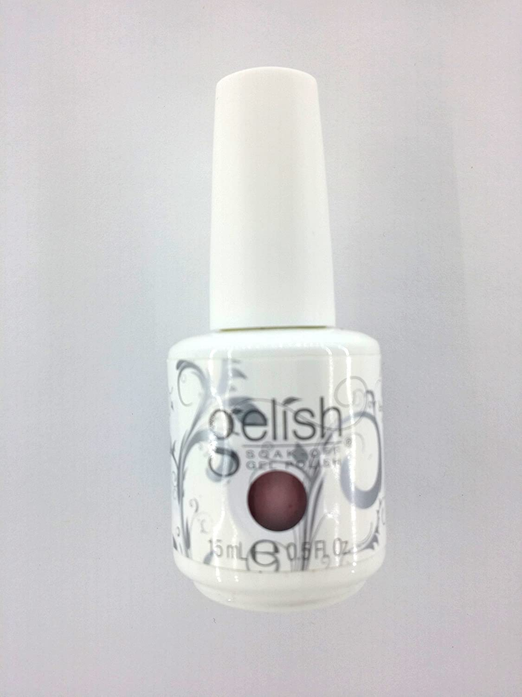 Harmony Gelish Gel Polish - Plumette with Excitement - 0.5oz / 15ml