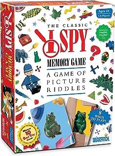 Briar Patch I SPY Memory Game