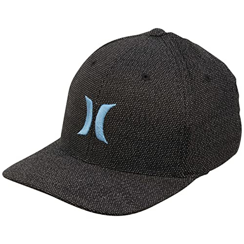 Hurley MHA0007170 Men s Black Suits Hat fdbc9ae01ad9
