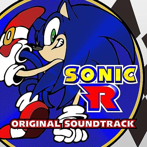 Sonic R Original Soundtrack