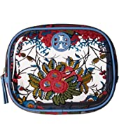 Tory Burch - Parker Floral Cosmetic Case
