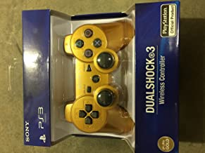 Best official sony ps3 controller gold Reviews