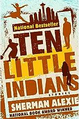 Ten Little Indians: Stories Kindle Edition