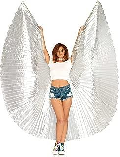 Leg Avenue Adult Metallic Pleated Wings