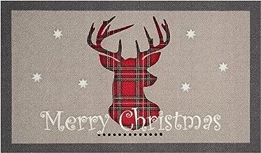 Hanse Home Fußmatte Schmutzfangmatte Merry Christmas