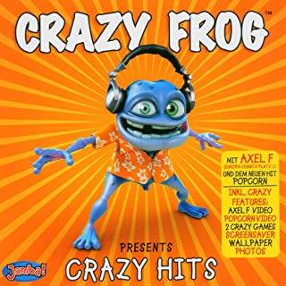 Crazy Frog presents Crazy Hits