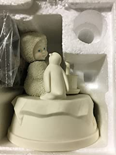 snowbabies music box