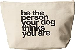 Dogeared Be The Person Your Dog Thinks You Are Lil' Zip