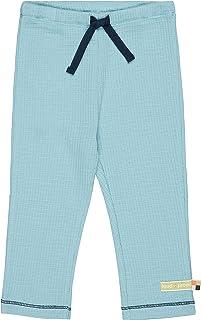 Loud + Proud Hose Waffel, Gots Zertifiziert Pantalons Mixte bébé