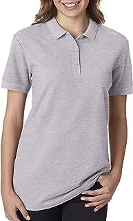 womens Premium Cotton Double Piqué Sport Shirt (G828L)