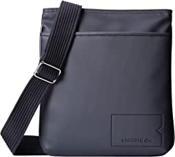 Lacoste - Classic Flat Crossover Bag