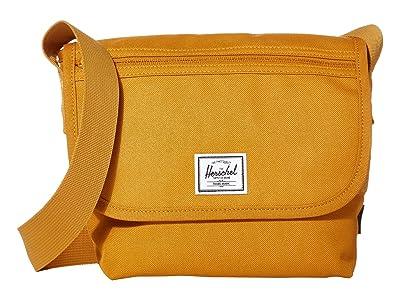 Herschel Supply Co. Grade Mini (Buckthorn Brown) Messenger Bags