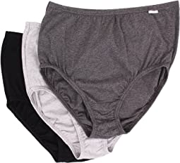Plus Size Elance® Brief 3-Pack