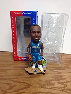 Baron Davis New Orleans Hornets TEAL JERSEY NBA Bobble Bobblehead LIMITED EDITION
