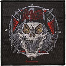 Slayer Men's Woven Patch Black
