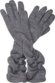 INC International Concepts Ruched Longer Length Touchscreen Compatible Gloves