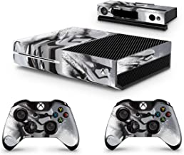 Gizmoz n Gadgetz Xbox ONE Console Skin Vinyl Cover Decal Sticker Star Wars Battlefront Stormtrooper + 2 Xbox One Controller Skins & Kinect