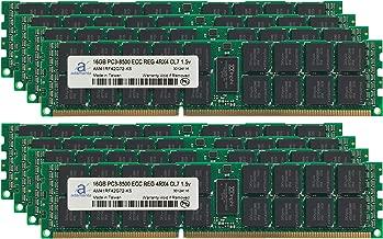 Adamanta 128GB (8x16GB) Server Memory Upgrade for IBM System x3650 M3 7945 DDR3 1066Mhz PC3-8500 ECC Registered 4Rx4 CL7 1.5v