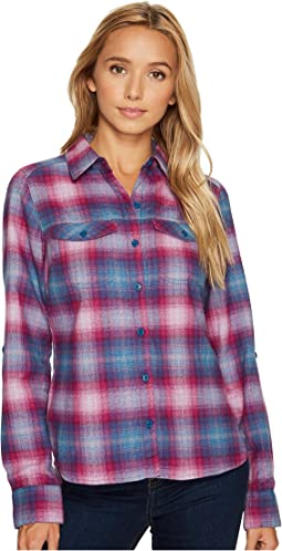 Columbia - Silver Ridge Long Sleeve Flannel Shirt