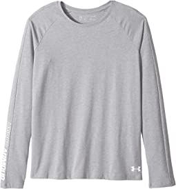 Under Armour Kids - Favorite Knit Long Sleeve (Big Kids)
