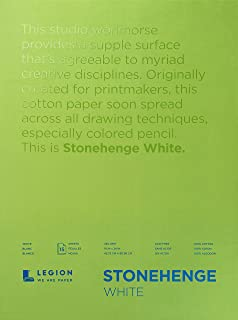 Stonehenge PAPER 18X WHITE 90LB, One Size