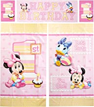 Best baby minnie mouse party decorations Reviews