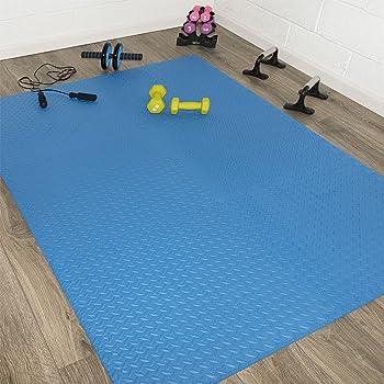 Sunncamp Black Multi Purpose EVA Mat Flooring