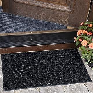 "Otomanson RDM9603-18X30 Rubber Doormat، 18 ""X30""، Black"