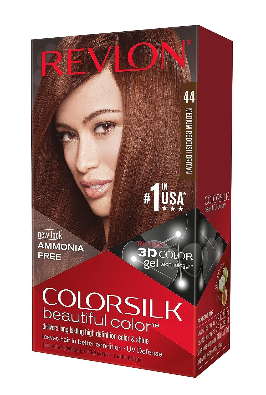 Revlon Purchase ColorSilk Haircolor Brown Reddish High quality new Medium