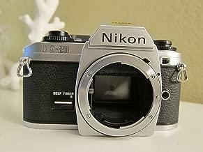 Nikon FG-20 film camera