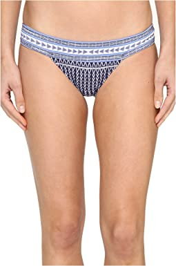 Sundown Banded Bikini Bottom