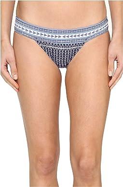 Sundown Banded Bikini Bottom